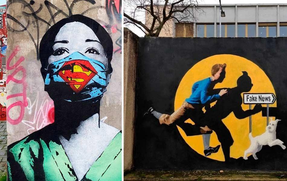 Read more about the article Уличное искусство. Стрит-Арт и граффити. Часть 3